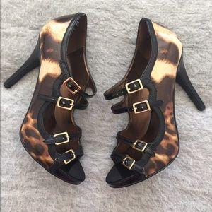 Carlos Mary Jane Heels - like new