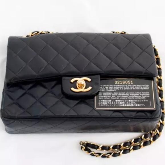 chanel vintage. chanel vintage small bag