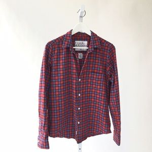Frank & Eileen Tops - Red Flannel Frank & Eileen Plaid Shirt
