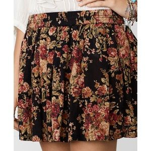 NWT Ralph Lauren denim & supply floral skirt