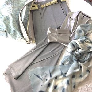 Laundry by Sheli Segal  Stretchy Knit Maxi