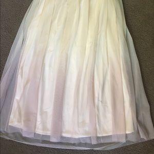 Dresses & Skirts - Lovely Ombre long fancy skirt