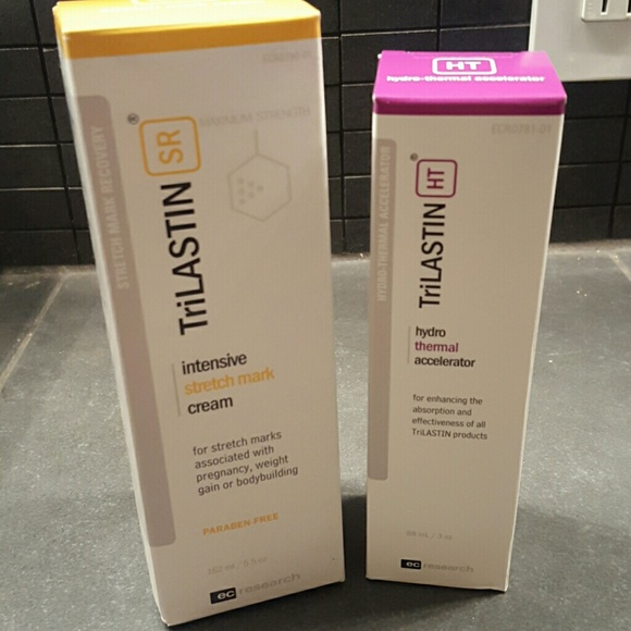 Trilastin Other Trilastin Sr Stretch Mark Cream With Accelerator Poshmark