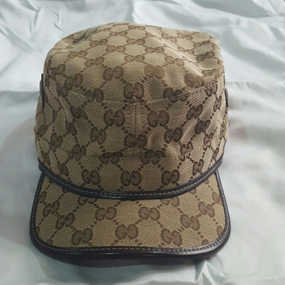 d28fef5c465 Gucci Accessories - Gucci army military hat