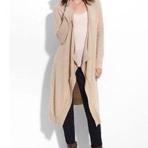 BCBGMaxazria Long Cardigan