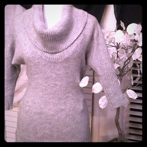EXPRESS Silver sweater