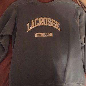 Sweaters - Lacrosse Crew Neck
