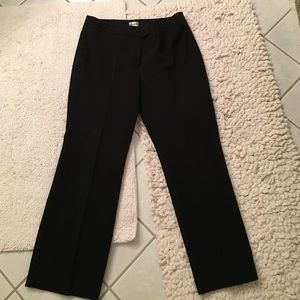Chico's black pants-Just the Rit amount of stretch