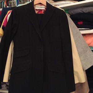 Dolce & Gabbana Jackets & Blazers - Dolce & Gabbana  wool / linen suit ✨