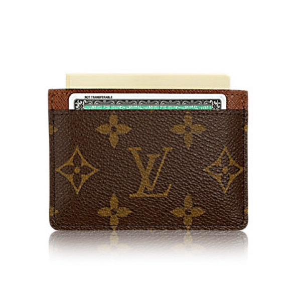 388f4afa962 Louis Vuitton Accessories - Louis Vuitton monogram canvas card holder