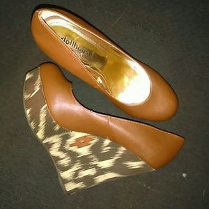 Dollhouse Shoes - 💏Dollhouse platform wedges