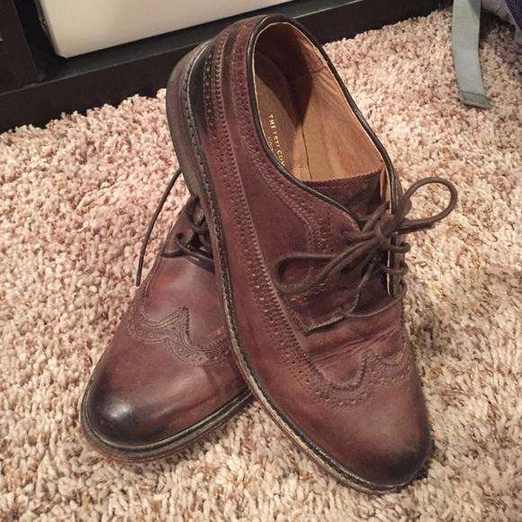 Frye Shoes | Frye James Wingtip Oxford