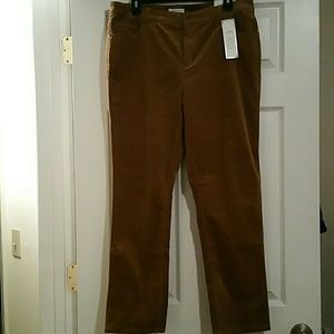 Charter Club Corduroy Jeans