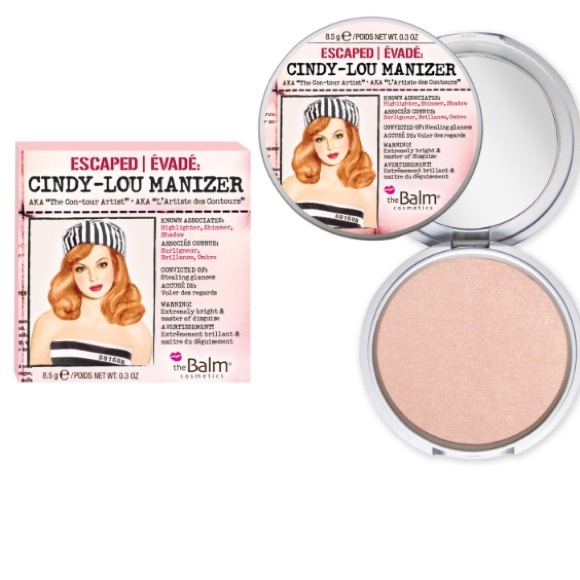 Sephora Other - 3 for $48 The Balm Cindy Lou Manizer