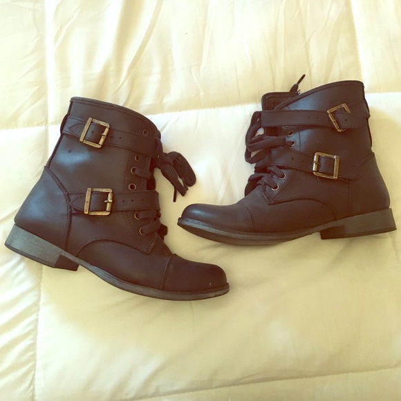 Dolce Vita Shoes - Dolce vita combat boots