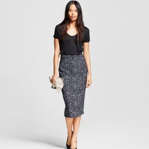 Who What Wear pencil skirt.