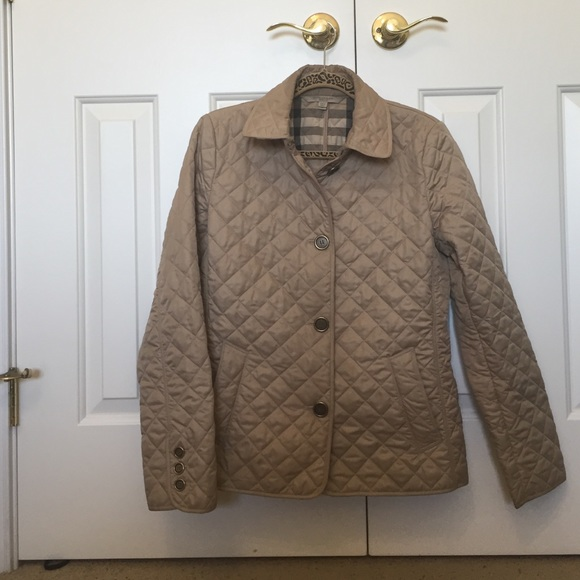 263cd8fa2 Burberry Brit Ashurst ClassicModern Quilted Jacket