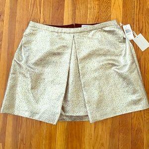 1. state Dresses & Skirts - 1 State Metallic Skirt NWT