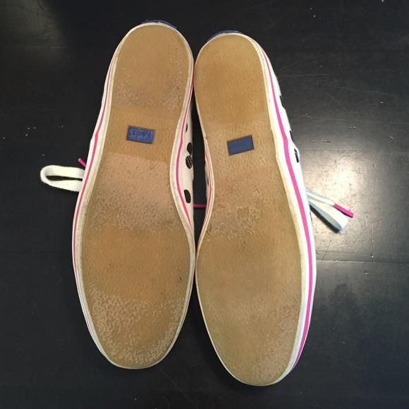 White Ked Like Shoes