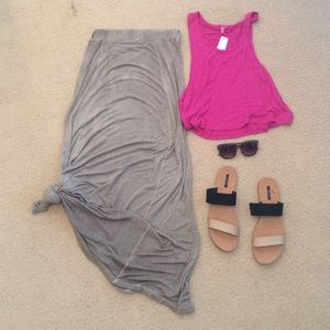Brandy Melville Dresses & Skirts - Brandy Melville Maxi Skirt