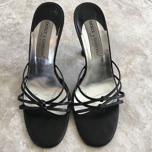 Authentic Dolce and Gabbana sandal