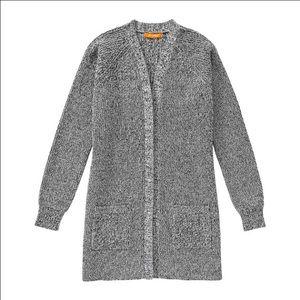 Joe Fresh Shaker Knit Open Cardigan Size XS