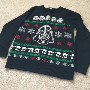 Target Sweaters - Star Wars Sweater