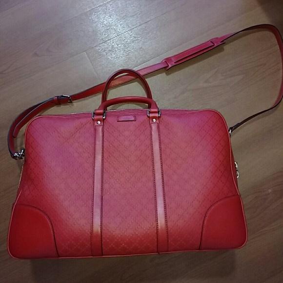 2ccef8eca34c11 Gucci Bags | Diamante Travel Bag | Poshmark