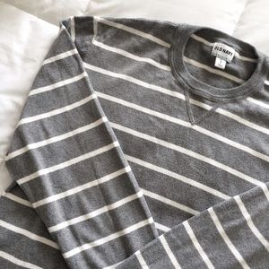 Forever 21 Sweaters - Striped Crewneck