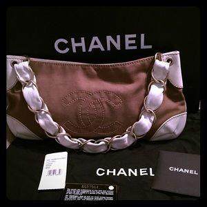 CHANEL Handbags - 🎉SALE🎉 🛍🎀 Authentic Chanel Shoulder Bag💎🌺