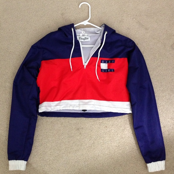 3969cff4765 Baby Girl Crop Windbreaker (limited edition). M_56d1fae0f092824669036d1c