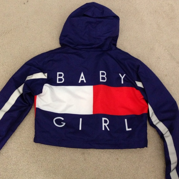 17 Off Thugave Other Baby Girl Crop Windbreaker