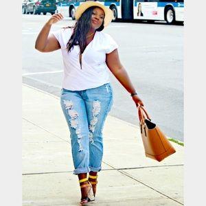 Zara White Wrap Blouse 3