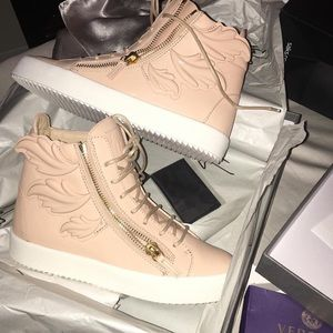 Flame leather Giuseppe