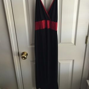 Dresses & Skirts - Wednesday Addams Black Satin Dress