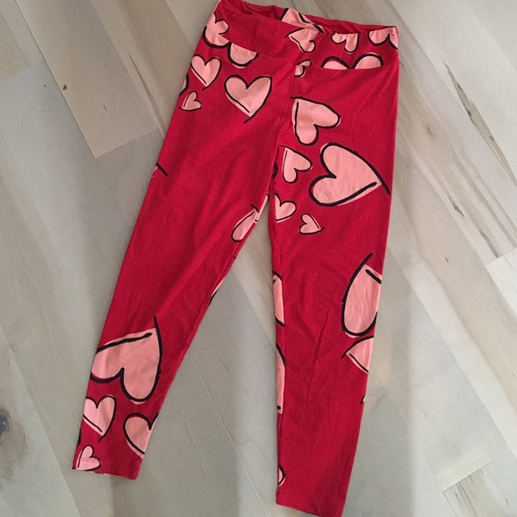Image result for lularoe heart leggings
