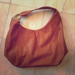 Handbags - Brand new Vegan Leather shoulder bag, never used