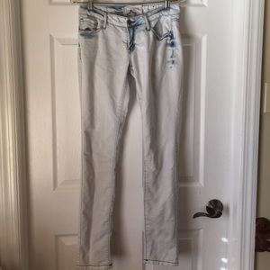Light Blue Dollhouse Skinny Jeans