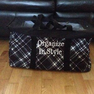 Bags - Thirty One large utility tote
