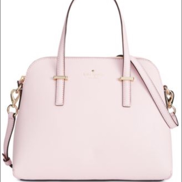 17% off kate spade Handbags - SOLD ON MERC Kate spade light pink ...