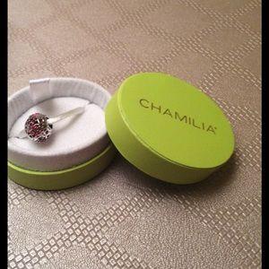 Chamilia Jewelry - Chamilia Heart - Swarvoski Charm❤️