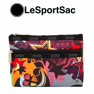 item❗️Cosmetics clutch LeSportSac