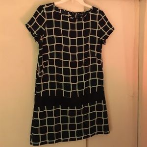 GAP Dresses & Skirts - Gap Grid Tunic Dress