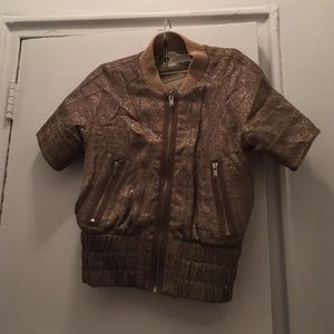 Marc by Marc Jacobs size S reversible jacket