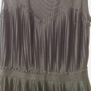 H&M pleated dress - nice
