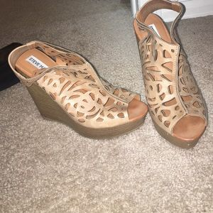 Shoes - Steve Madden Wedges