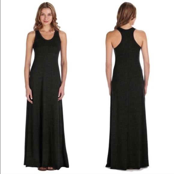 Alternative Apparel Dresses Racerback Maxi Dress Poshmark