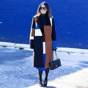Poshmark Jackets & Blazers - C MEO collective inspired color block coat