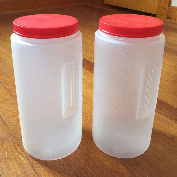 Other 2 1 Gallon Food Storage Containers Poshmark
