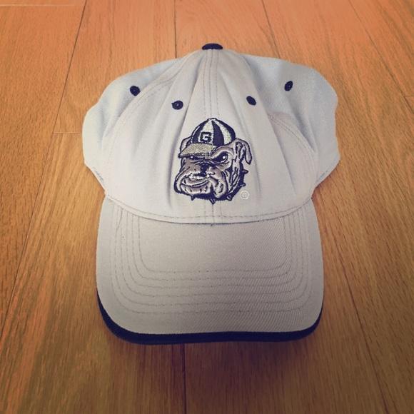 7f18c2c43d8 Gray University of Georgia Bulldogs hat. M 56d30445d3a2a762fa04e25a